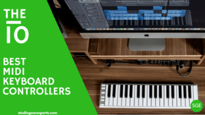 best midi keyboard controllers