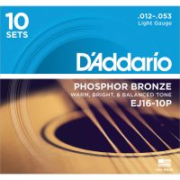 D Addario EJ16- The Best d addario Acoustic Guitar Strings