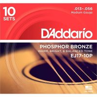 D Addario EJ17- Best For Heavy Strummers