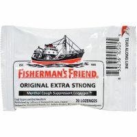 Fishermans Friend – Menthol Cough Suppressant Lozenges