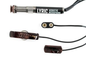 LR Baggs Lyric Acoustic Guitar Microphone