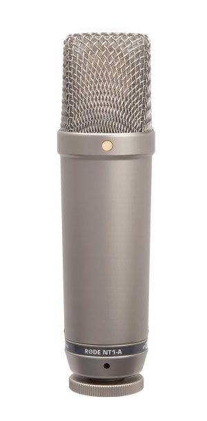 Rode NT1-A Anniversary Vocal Cardioid Condenser Microphone Package