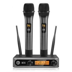 TONOR Dual Professional Dynamic Mic