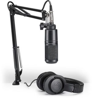 Audio-Technica AT2020PK Vocal Microphone Pack